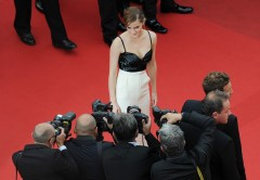 Cannes 2013: un red carpet in bianco e nero