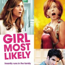 Girl Most Likely: il poster del film