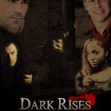 The Dark Rises: la locandina del film