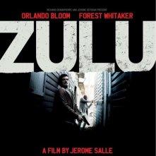 Zulu: la locandina del film