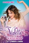 Violetta l\'evento: la locandina del film