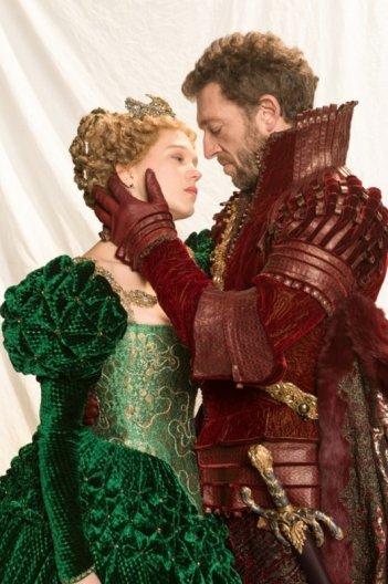 Beauty And The Beast: Lea Seydoux e Vincent Cassel nella prima immagine del film