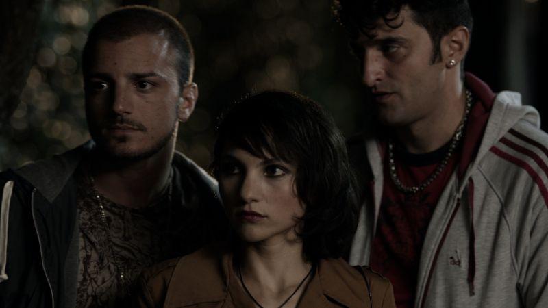 Il Futuro Alessandro Giallocosta Insieme A Manuela Martelli E Nicolas Vaporidis In Una Scena 276652