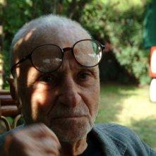 Monicelli. La versione di Mario: un'immagine del maestro Monicelli tratta dal documentario