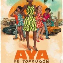 Aya de Yopougon: la locandina del film
