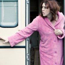 Killer in viaggio: Alice Lowe è Tina in una scena del film