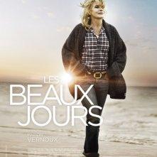 Les beaux jours: la locandina del film