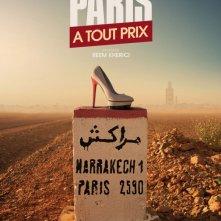 Paris à tout prix: la locandina del film