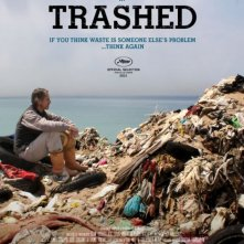 Trashed: la locandina internazionale del film