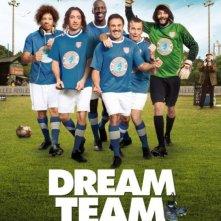 Dream Team: la locandina italiana del film