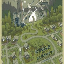 The Kings of Summer: nuovo poster USA