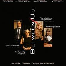 Between Us: la locandina del film