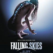 Falling Skies: nuovo poster per la terza stagione della serie