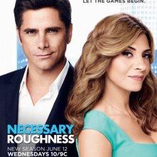 Necessary Roughness: un poster della stagione 3