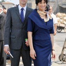 Pupetta: Manuela Arcuri e Sergio Arcuri in una foto promozionale