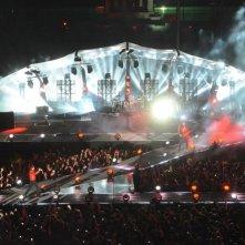 World War Z: lo spettacolare allestimento concepito per il concerto dei Muse a St. James Park