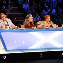 X Factor 7: i quattro giudici dell'edizione 2013 ai casting di genova