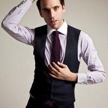 X Factor 7: il nuovo giudice Mika in una foto promozionale