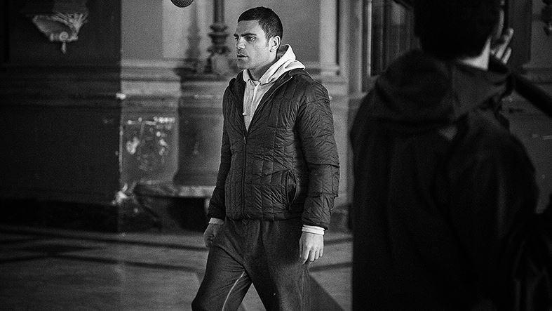 Foto Tratta Dal Film Take Five Di Guido Lombardi In Foto L Attore Protagonista Salvatore Ruocco 277164