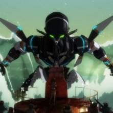 Gargantia on the Verdurous Planet: un'immagine tratta dall'anime