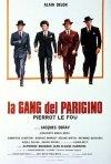 La gang del Parigino: la locandina italiana