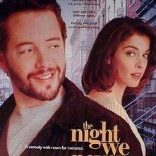 La notte che non c'incontrammo: la locandina del film