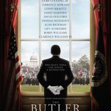 The Butler: la locandina del film