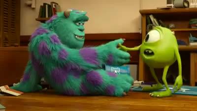 Trailer 4 - Monsters University