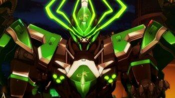 Valvrave the Liberator: un'immagine tratta dall'anime