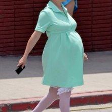 Vizio di forma: Maya Rudolph sul set del film