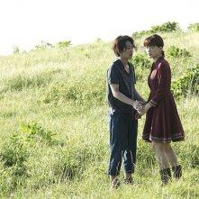Real: una scena del dramma sci-fi giapponese