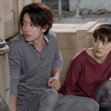 Real: una scena del dramma sci-fi giapponese del 2013