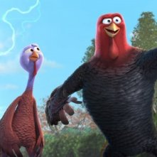 Free Birds: due dei simpatici tacchini protagonisti del cartoon