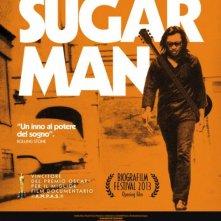 Sugar Man: la locandina italiana del film