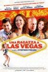 Una ragazza a Las Vegas: la locandina italiana del film