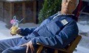 Chevy Chase e Gillian Jacobs in Un tuffo nel passato 2