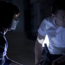 Ethan Hawke e Lena Headey ne La notte del giudizio (The Purge, 2013)