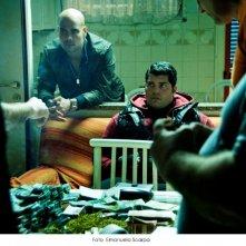 Gomorra - La serie: Marco D'Amore e Salvatore Esposito in una scena