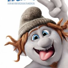 I Puffi 2: character poster con Frullo