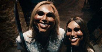 La notte del giudizio (The Purge, 2013) una scena inquietante del film horror