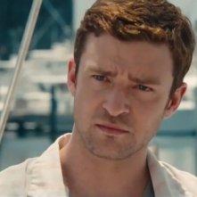 Runner, Runner: un primo piamo di Justin Timberlake