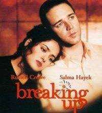 Breaking up - Lasciarsi: la locandina del film