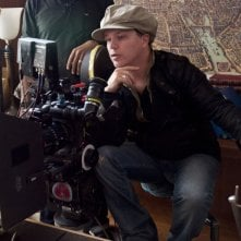 Dream Team: il regista Olivier Dahan sul set del film
