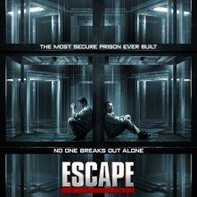 Escape Plan - Fuga dall'inferno: la locandina del film