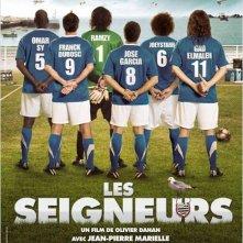 Les seigneurs: la locandina francese del film