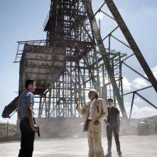 Salvo: Saleh Bakri e Mario Pupella in una tesa scena del film