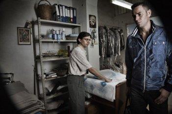 Salvo: Saleh Bakri in un'immagine del film con Luigi Lo Cascio