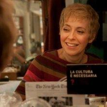 Tra cinque minuti in scena: la protagonista Gianna Coletti in una scena