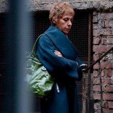 Tra cinque minuti in scena: la protagonista Gianna Coletti in una scena del film