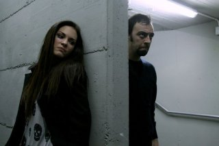 MultipleX: Lavinia Guglielman con Federico Palmieri in una scena